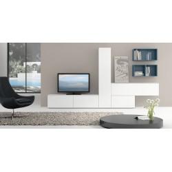 Composiciones para salon o salones con muebles de - Composiciones de salon ...