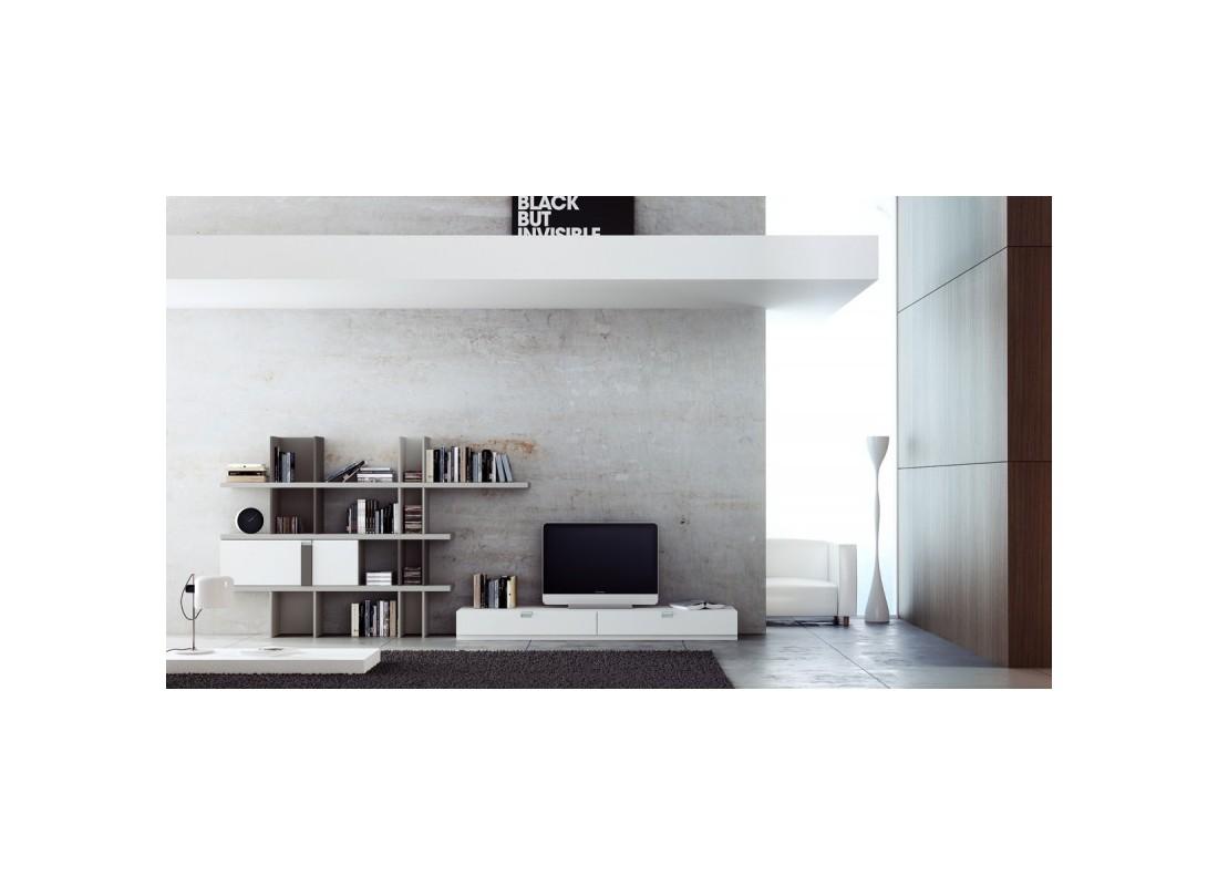 Dise os de muebles de sal n salones modernos composiciones - Muebles ciurans ...