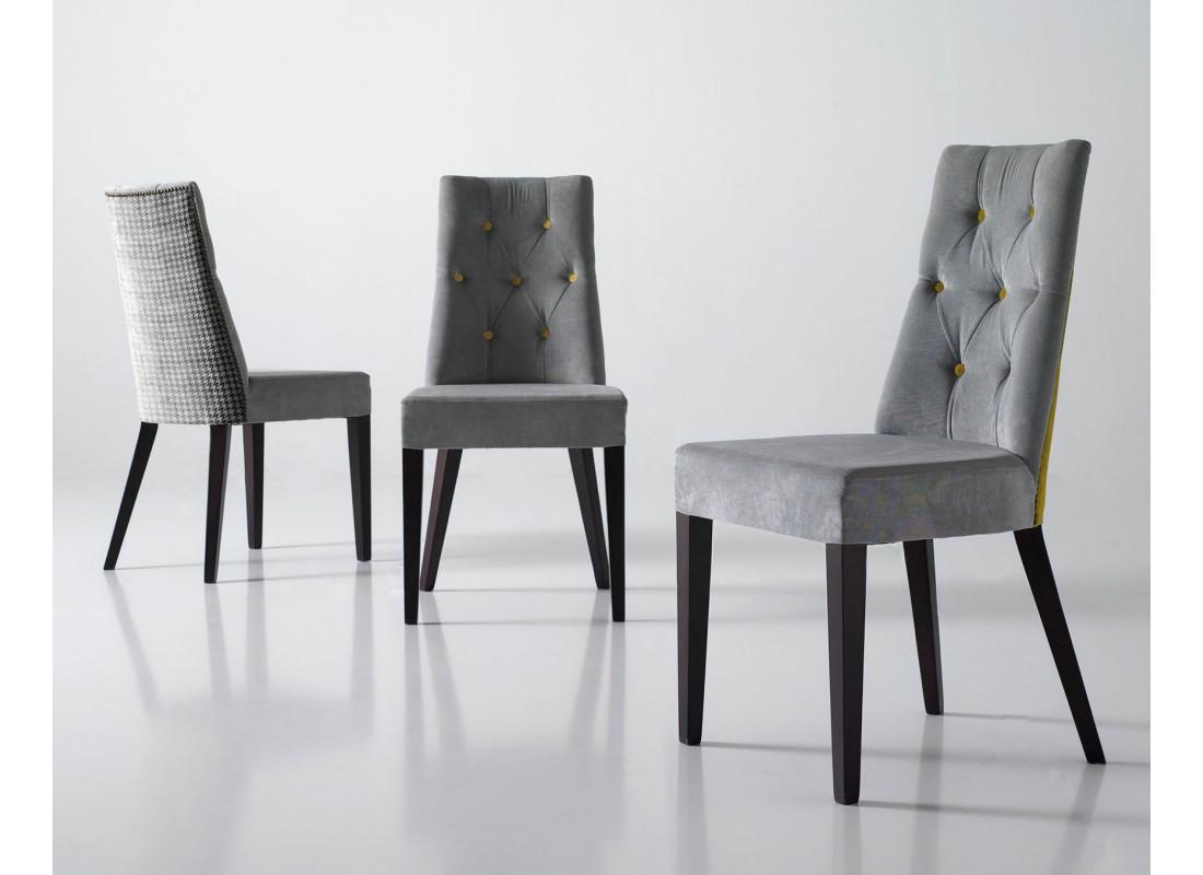 Silla de comedor silla cuarto de estar silla de madera for Sillas salon modernas