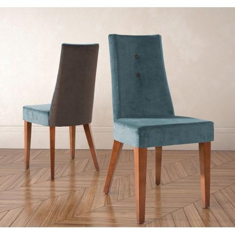 Silla de comedor silla cuarto de estar silla de madera - Sillas modernas madera ...