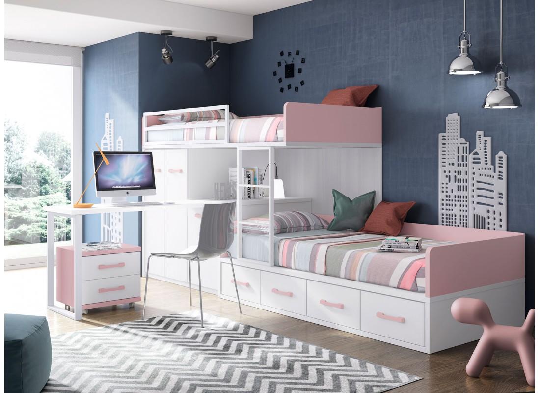 Dormitorios juveniles e infantiles muebles calidad - Ikea dormitorios infantiles y juveniles ...