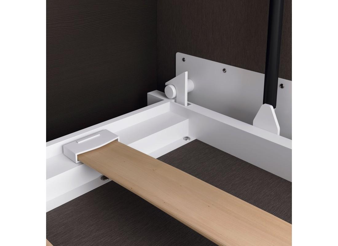 Dormitorios juveniles e infantiles con cama nido y muebles for Cama nido abatible