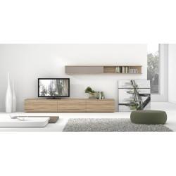 Composición de Muebles de Salón Next Rafel 2