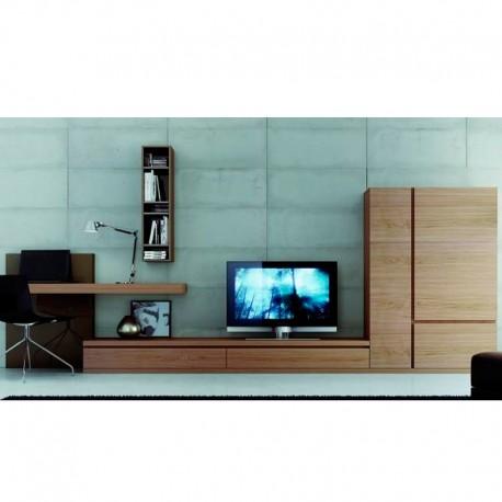 Composici n de muebles de sal n salones modernos dise a for Composicion muebles salon