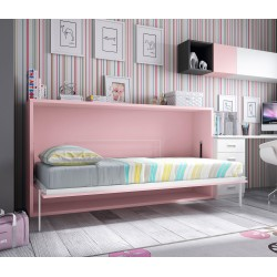 Cama abatible horizontal 10