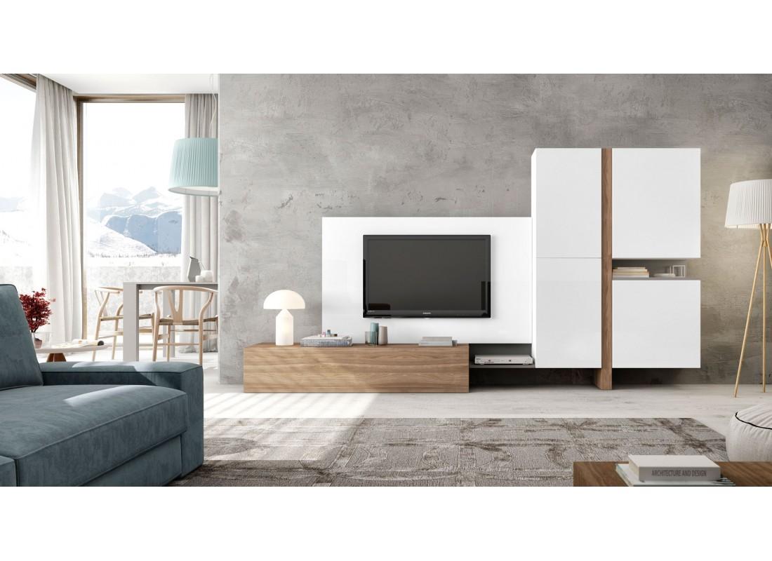 Dise Os De Muebles De Sal N Salones Modernos Composiciones # Next Rafel Muebles