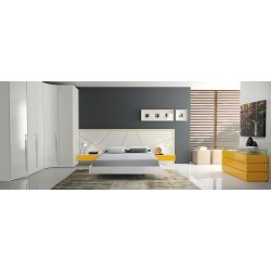 Dormitorio matrimonio Mozia 1